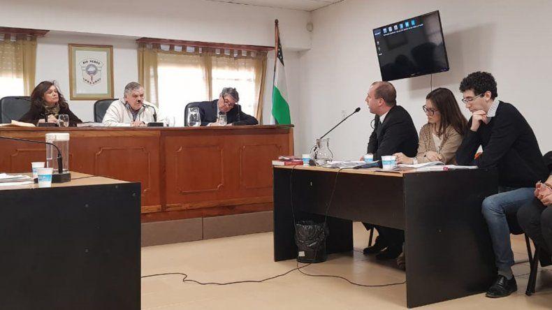 Ayer arrancó el juicio contra Troncoso en los tribunales cipoleños.