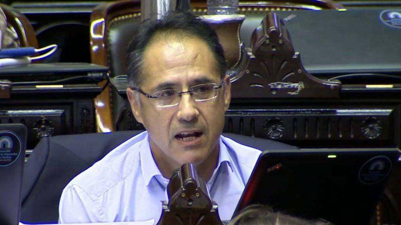 Sergio Wisky defendió el recorte de las asignaciones hecho por Nación.