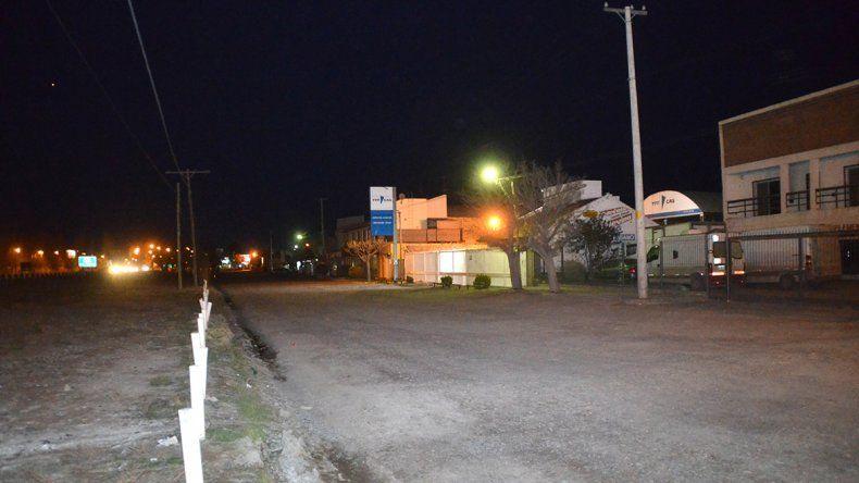 El comerciante cipoleño fue asaltado en calle Fortín Primera División.