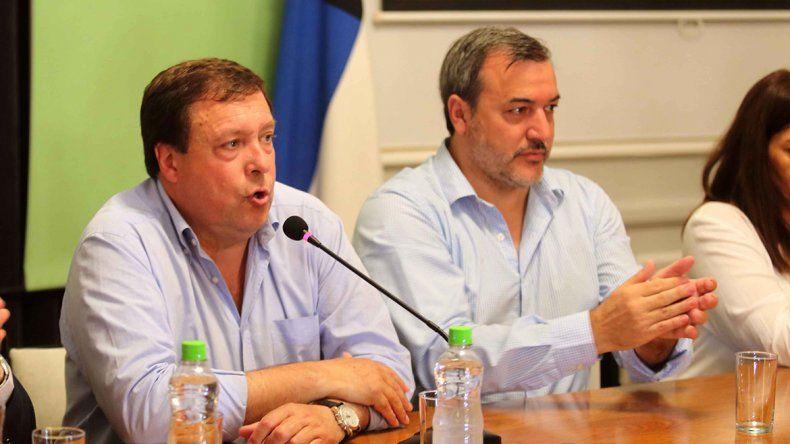 Weretilneck les pidió a los gremios que haya diálogo y no protestas.