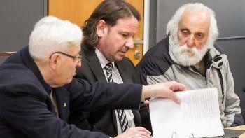 La Justicia insiste en juzgar al Flaco París por las armas viejas