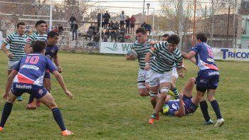 Marabunta no pudo con el líder, mientras que Peumayén le ganó 40-21 a Liceo y Los Tordos 45-14 a Teqüe.