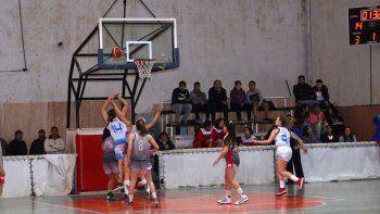 corpo llego a la final del asociativo de basquet femenino