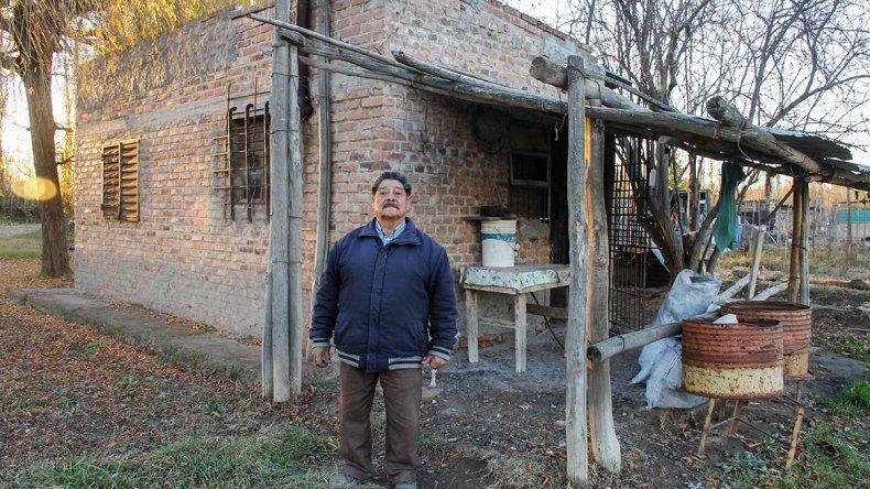 Los vecinos del barrio La Cascada esperan contar lo antes posible con los servicios básicos