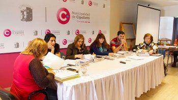 el concejo deliberante aprobara hoy el cupo laboral trans para la muni de cipolletti