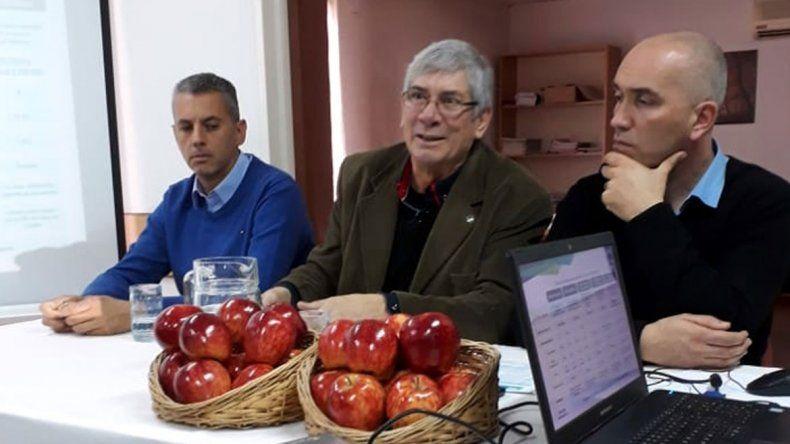 Lanzaron un programa de créditos para la fruticultura