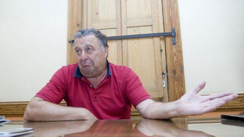 Eduardo Artero aseguró que este año habrá más chacras abandonadas.