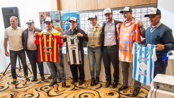 Cruz del Sur, Cipolletti, Deportivo Roca y Sol de Mayo largan el domingo.