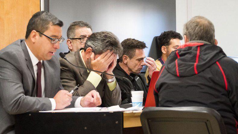 Pidieron declarar culpables a López y Abramovich