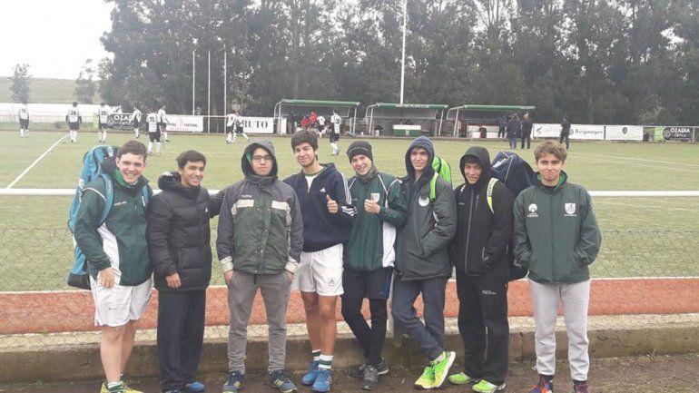 Los 8 jugadores del Hormiguero.