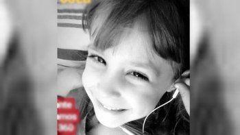 buscan un donante de medula para martina, una nena de seis anos