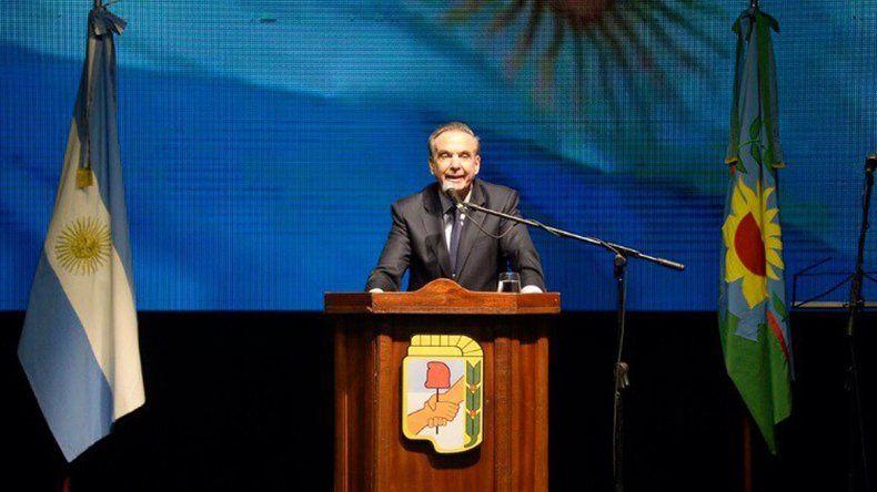 Pichetto lanzó su candidatura para ser el próximo presidente de Argentina