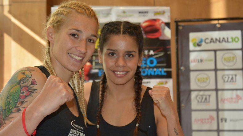 Una noche de boxeo internacional en San Martín
