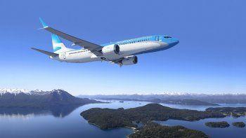 por las vacaciones, bariloche incremento sus vuelos en un 18%