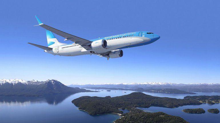 Por las vacaciones, Bariloche incrementó sus vuelos en un 18%