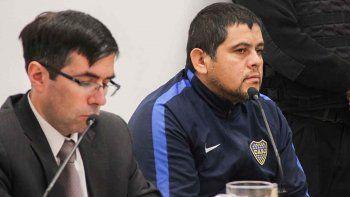 El acusado es asistido por el defensor oficial Sebastián Nolivo.