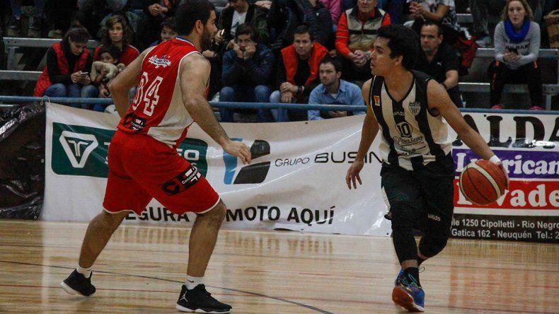 Cipo se quedó sin final por el Torneo Integración de básquet