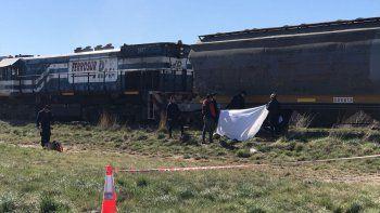 tragedia: un cipoleno de 17 anos murio tras ser arrollado por un tren de carga