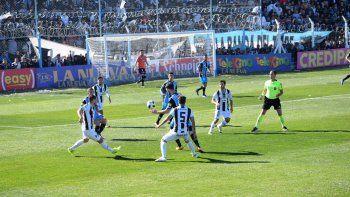 se suspendio el partido: cipo perdia 2 a 0 contra almagro