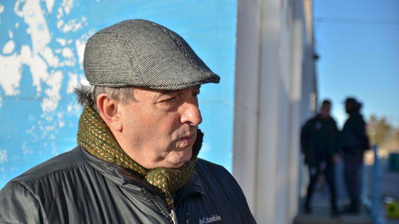 Rapazzo Cesio tuvo contacto inmediatamente con el operativo.