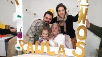 una abuela cipolena cumplio 100 anos a pura fiesta