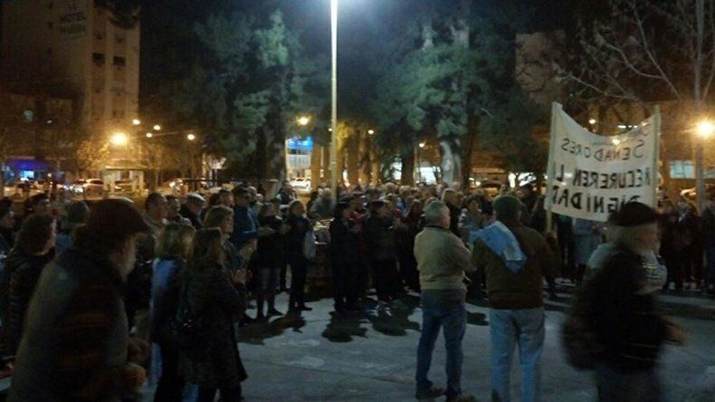 Los cipoleños se sumaron al pedido de desafuero de Cristina Fernández de Kirchner