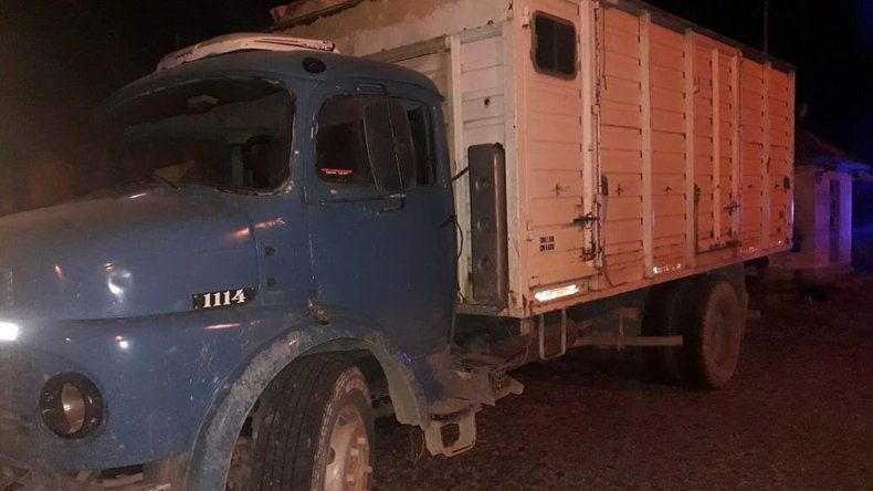 Transportaba 10 mil kilos de carne para contrabandear en el valle y lo atraparon