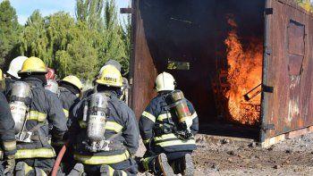 ante cada accidente de bomberos, odarda denunciara al estado