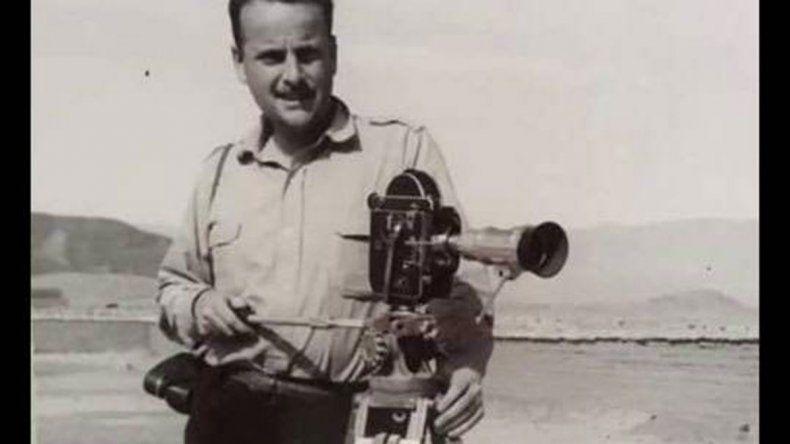 El cipoleño dejó una huella profunda en la historia de la labor audiovisual.