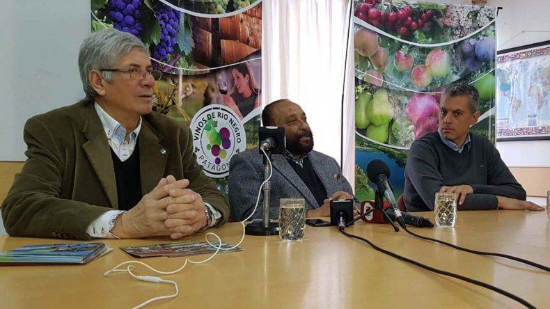 Diomedi recibió ayer al embajador de Angola en Argentina.