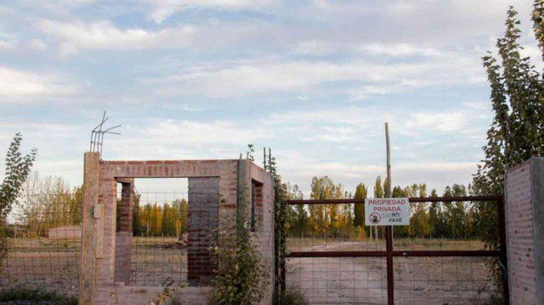 En el Municipio están en lucha con las urbanizaciones no autorizadas.