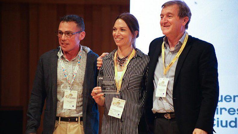 Cipolletti ganó un premio internacional por un proyecto de movilidad urbana