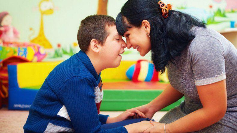 Cipolletti debate cómo incluir a niños con discapacidad