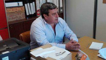 El dirigente Pedro Rivero seguirá al frente del radicalismo cipoleño.