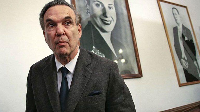 Miguel Pichetto criticó las políticas económicas del gobierno de Macri.