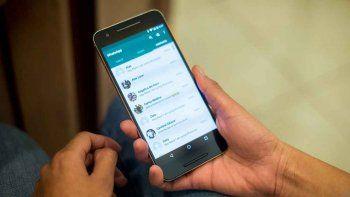 Las cadenas de Whatsapp, en la mira del Ministerio Público Fiscal.