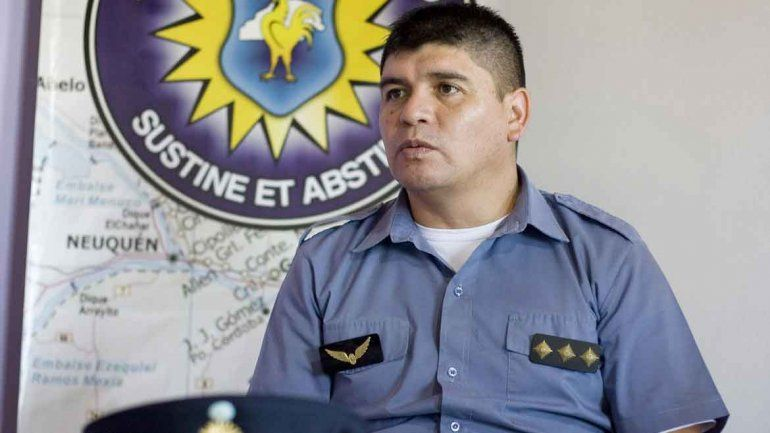 Elifonso fue apartado de Seguridad Vial por el escándalo de la cucha.