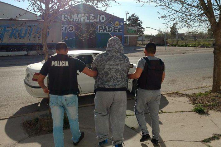 Detuvieron en Allen a un delincuente buscado en Neuquén