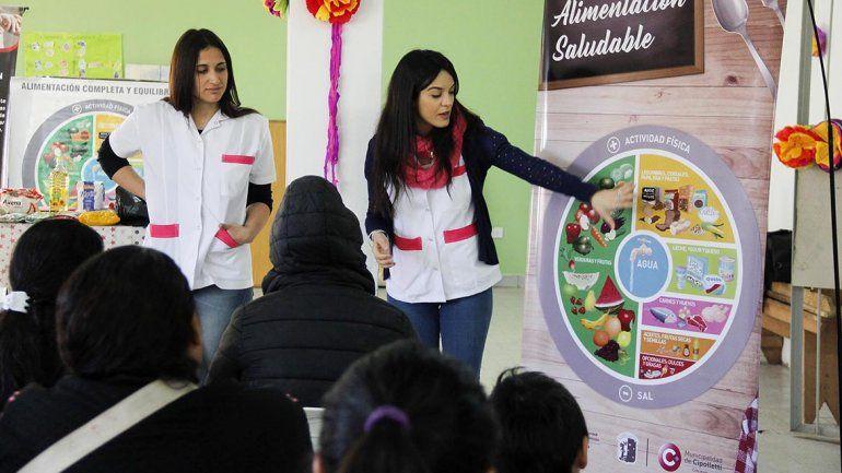 Ante la crisis, en el Mapu apuestan por la creatividad en la comida