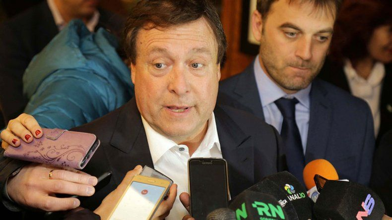 Weretilneck bancó la ESI y apuntó contra opositores