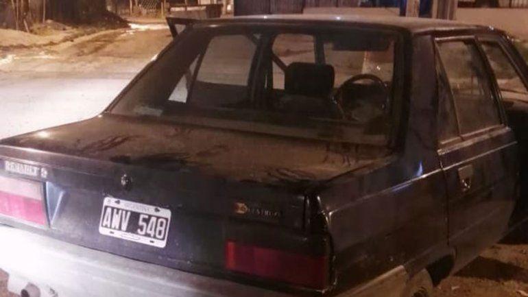La Cuarta dio con auto de orense tras un robo en el centro