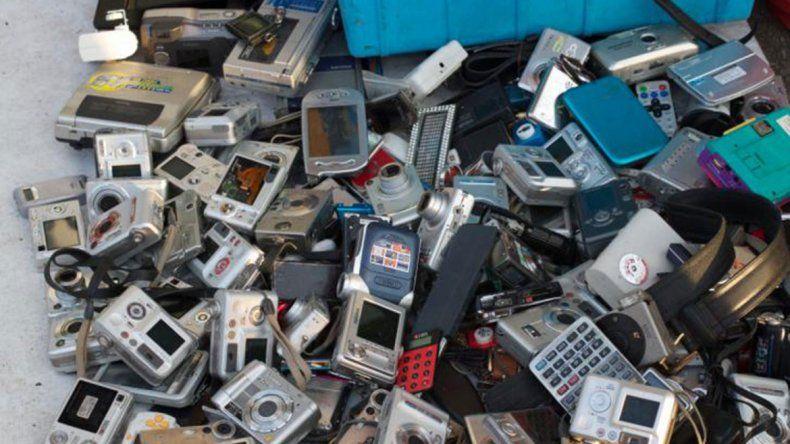 En Oro juntarán basura electrónica para reciclarla