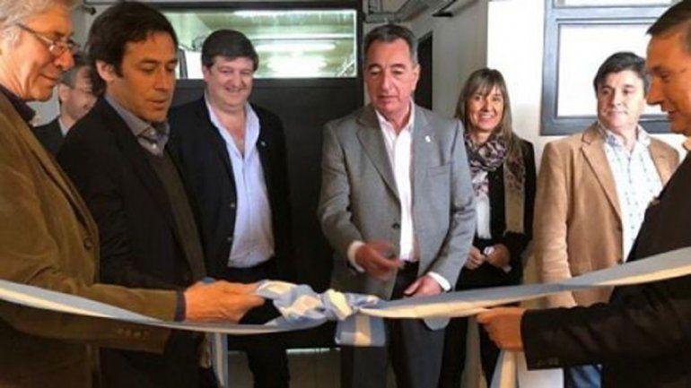 Ayer se realizó el acto de inauguración en la sede del INTA Alto Valle.