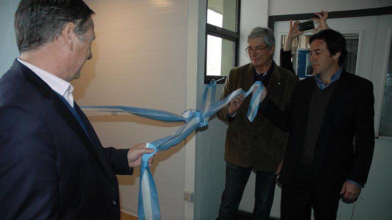 Inauguraron ayer el centro para el control biológico de plagas