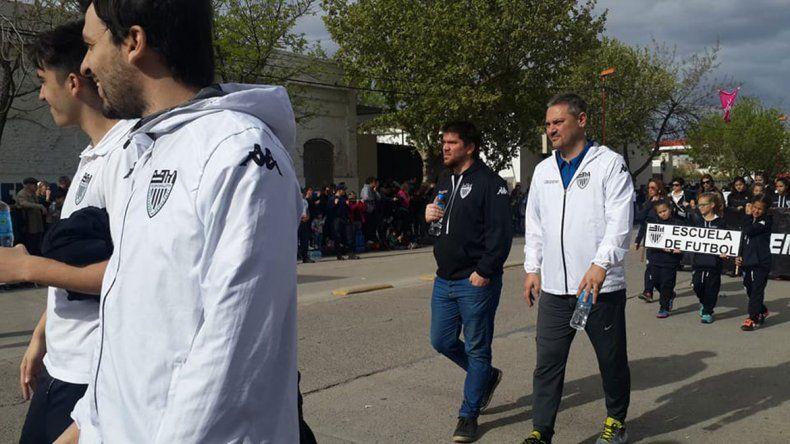 Andreotti desea presidir los destinos del básquet valletano.