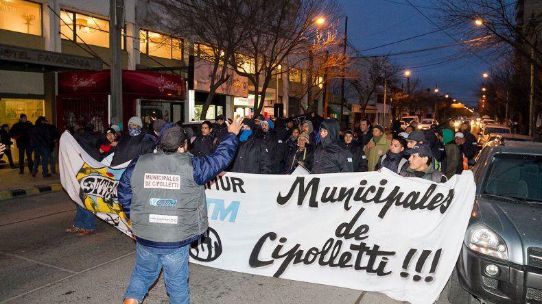 El gremio vuelve a las calles para reclamar a las autoridades.