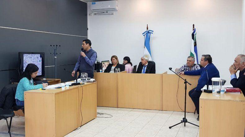 Ayer se concretó otra audiencia por el crimen de Miguel Contreras.