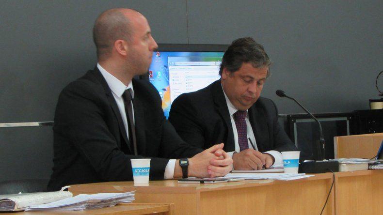 El fiscal Martín Pezzetta está al frente de la investigación por el crimen.
