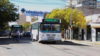 provincia y municipio se pasan la pelota por el subsidio al colectivo