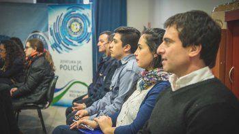 Nación destacó el sistema de información criminal de Río Negro